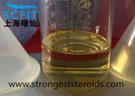 China Dosagem injetável Administation do ciclo da receita de Tren Ace 100mg/ml do acetato de Trenbolone dos esteroides anabólicos fábrica