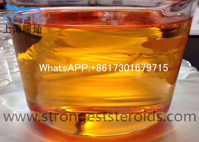 Trenbolone Acetate Pre - Mixed Injectable Anabolic Steroids Oil 100mg/Ml Finaplix