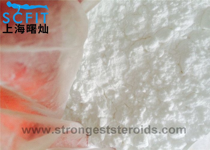 99.9% Raw Natural Anti Estrogen Steroids Powder Clomifene Citrate CAS 50-41-9